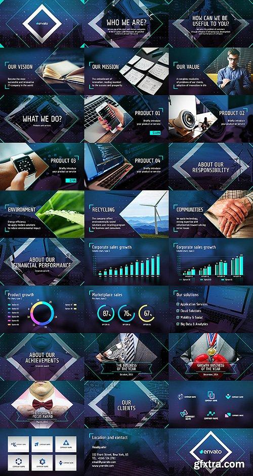 Videohive Business of the Future – Modern Corporate Presentation 14701627