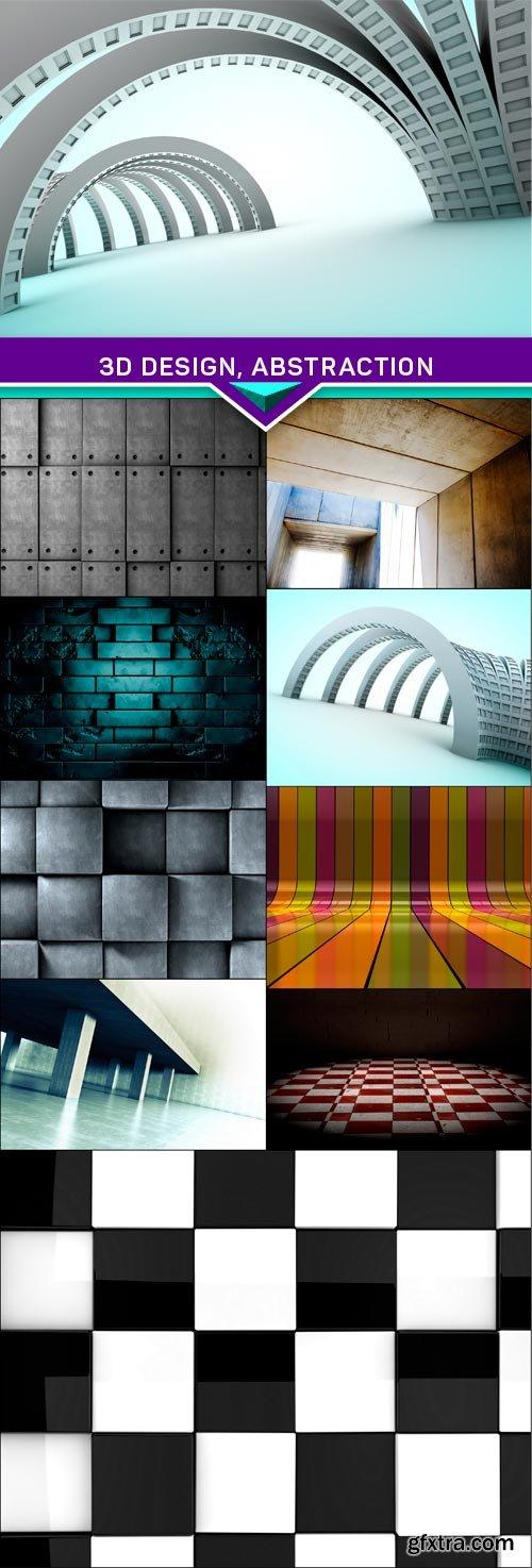 3d design, abstraction 10x JPEG