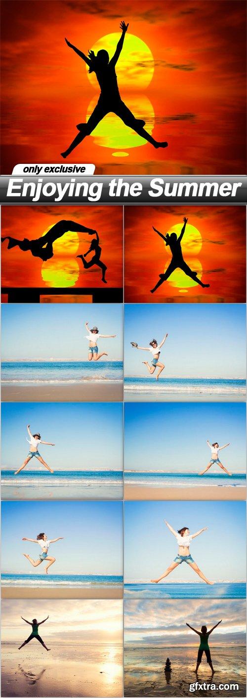 Enjoying the Summer - 10 UHQ JPEG