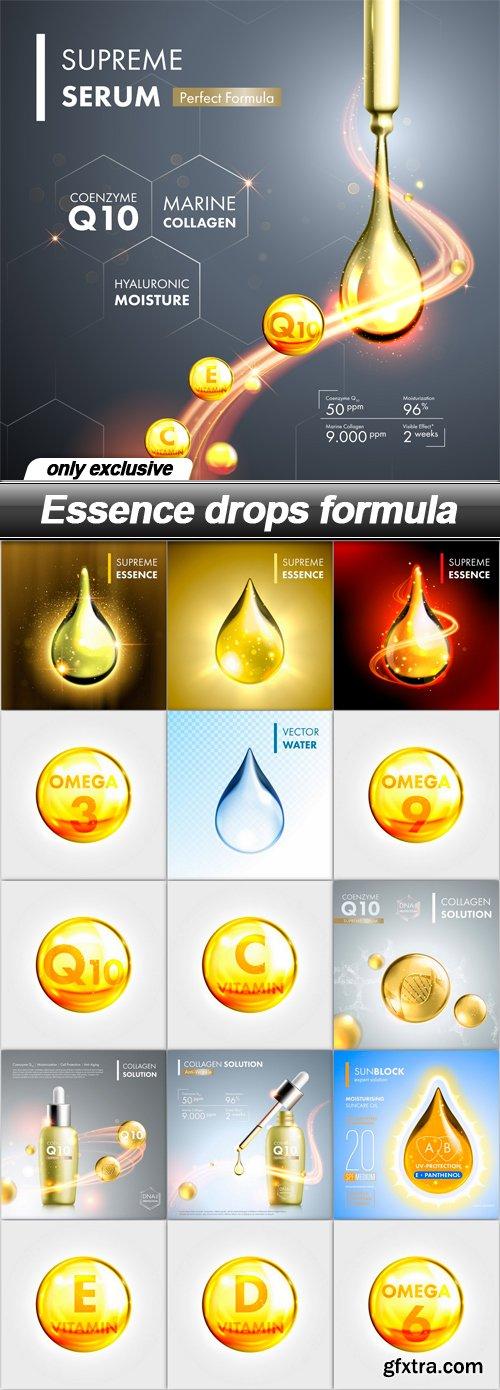 Essence drops formula - 16 EPS