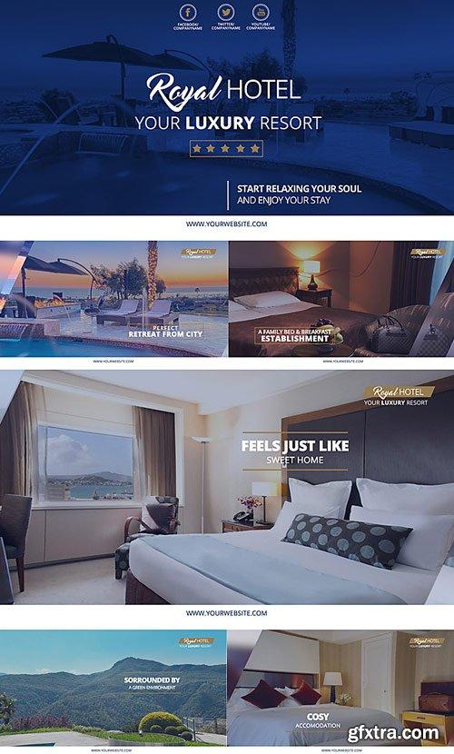 Videohive - Royal Hotel Presentation - 15331101