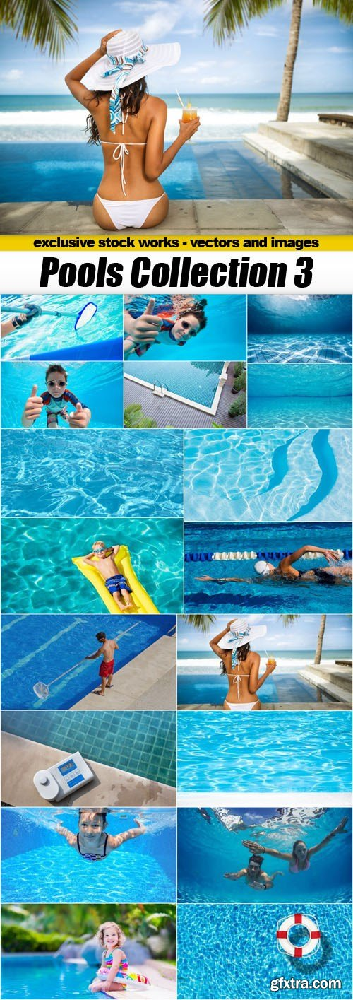 Pools Collection 3 - 18xUHQ JPEG