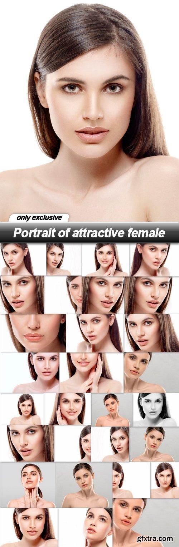 Portrait of attractive female - 29 UHQ JPEG