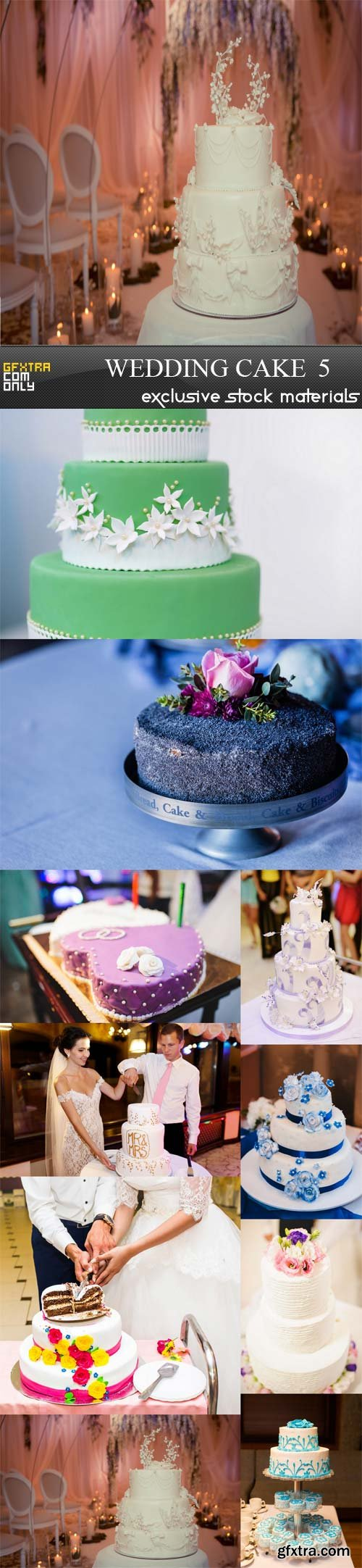 Wedding cake 5,10 UHQ JPEG