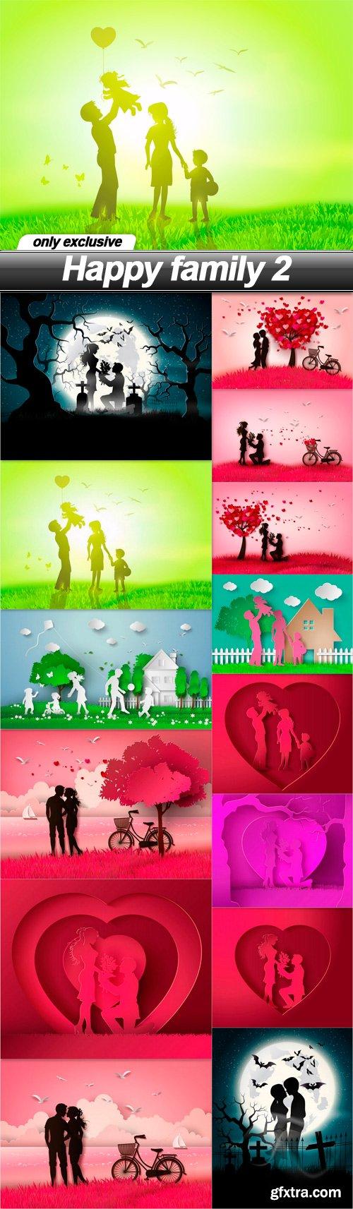Happy family 2 - 14 EPS