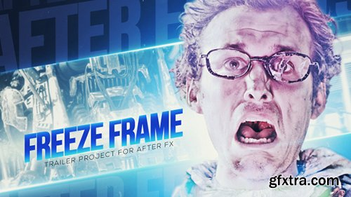 Videohive Freeze Frame Trailer 15108656