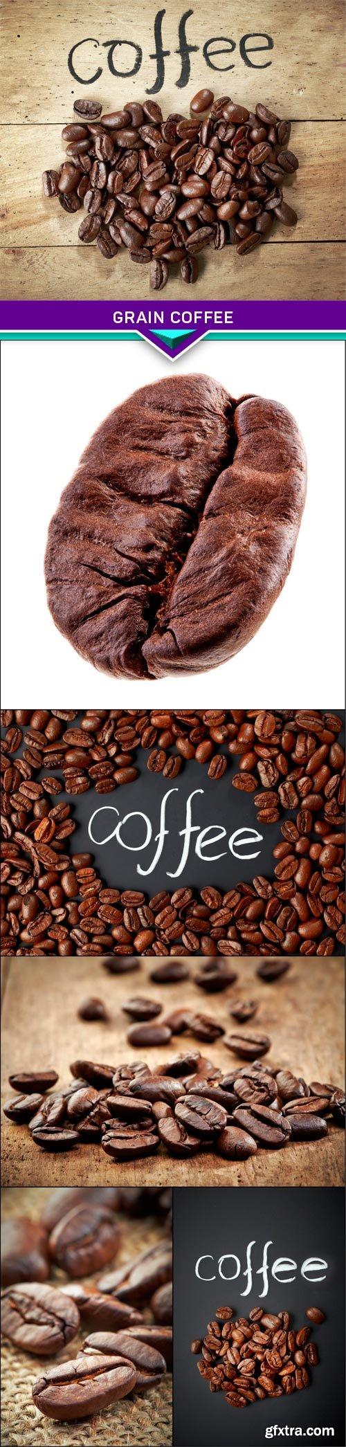 Grain coffee 6x JPEG