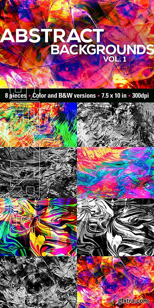 CM - Abstract Backgrounds Vol 1 657719