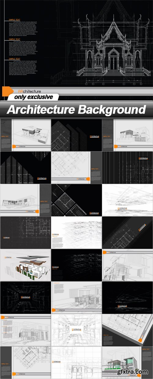 Architecture Background - 25 EPS