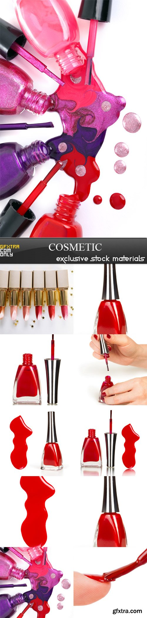 Cosmetic - 10 JPRGs
