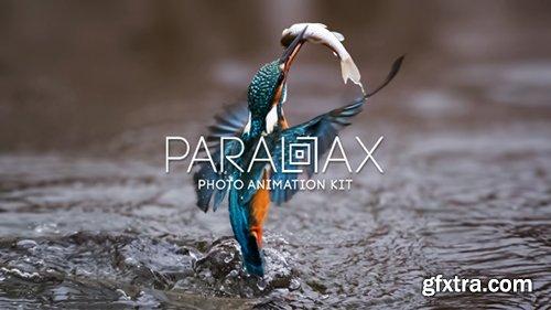 Videohive Parallax - Photo Animation Kit 4K 14995979