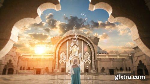 Videohive Arabia TV - Ramadan Ident Package 16092059
