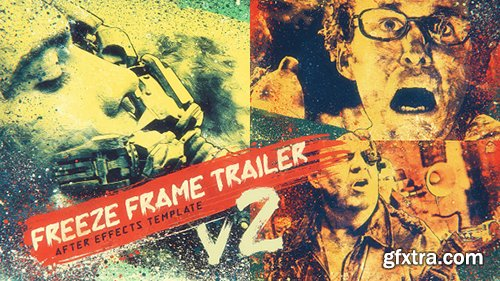 Videohive Freeze Frame Trailer V2 16043213