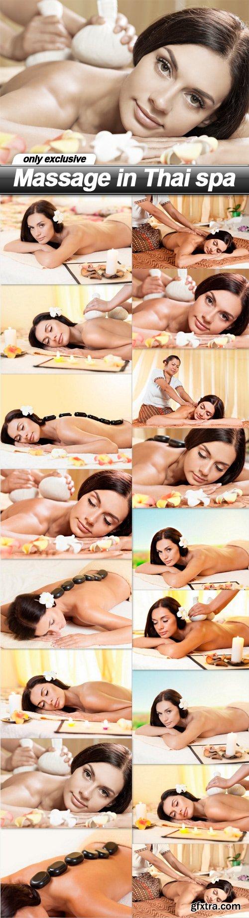 Massage in Thai spa - 17 UHQ JPEG