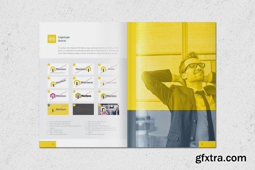 CreativeMarket Brand Manual 690265