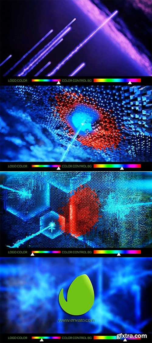 Videohive Energy Logo Reveal 15642343