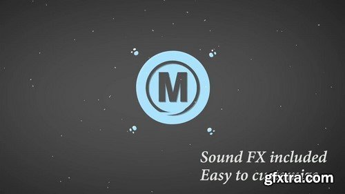 Motion Array - Dynamic Liquid Logo After Effects Template