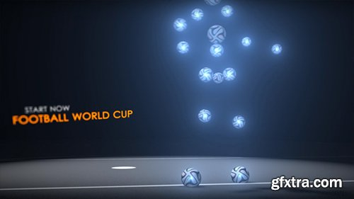 Videohive Colourful Football Opener 7884676