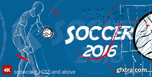 Videohive Soccer Opener 1 16150370