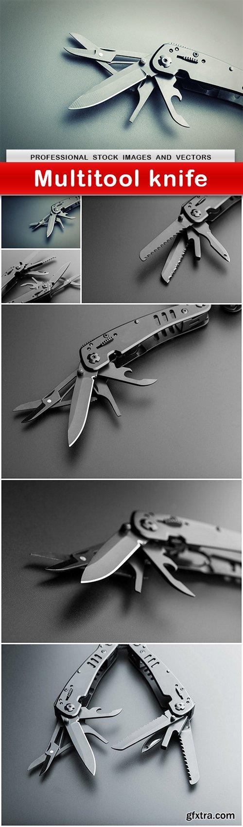 Multitool knife - 7 UHQ JPEG