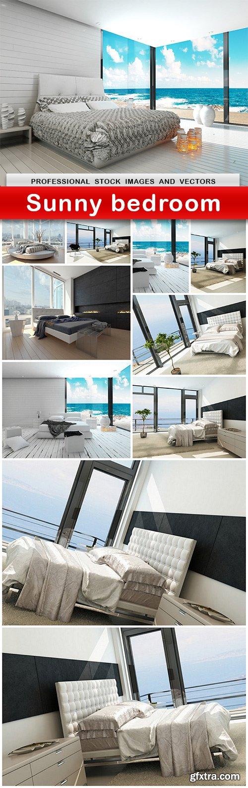 Sunny bedroom - 11 UHQ JPEG