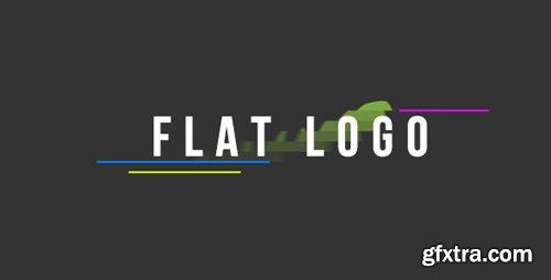 Videohive - Flat Logo - 16124696
