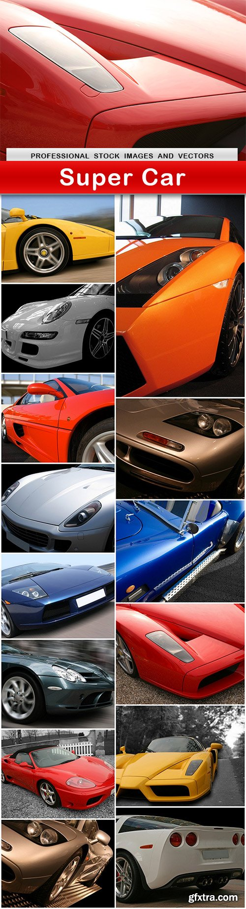 Super Car - 15 UHQ JPEG