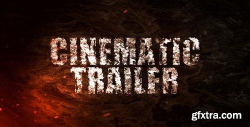 Videohive Stone Age Cinematic Trailer 15068093