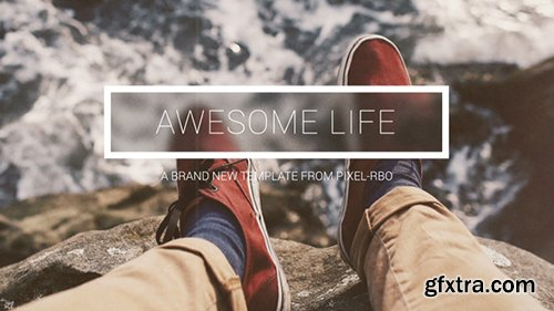 Videohive Awesome Life 15748545