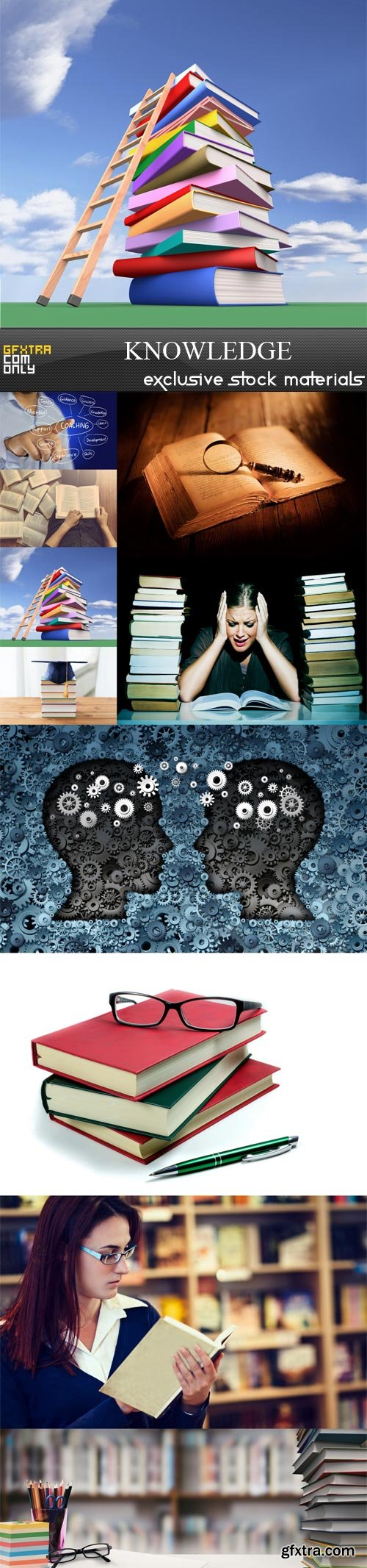Knowledge, 10 UHQ JPEG