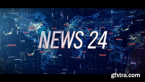 Videohive News Broadcast Package vol 1 15540951 » GFxtra