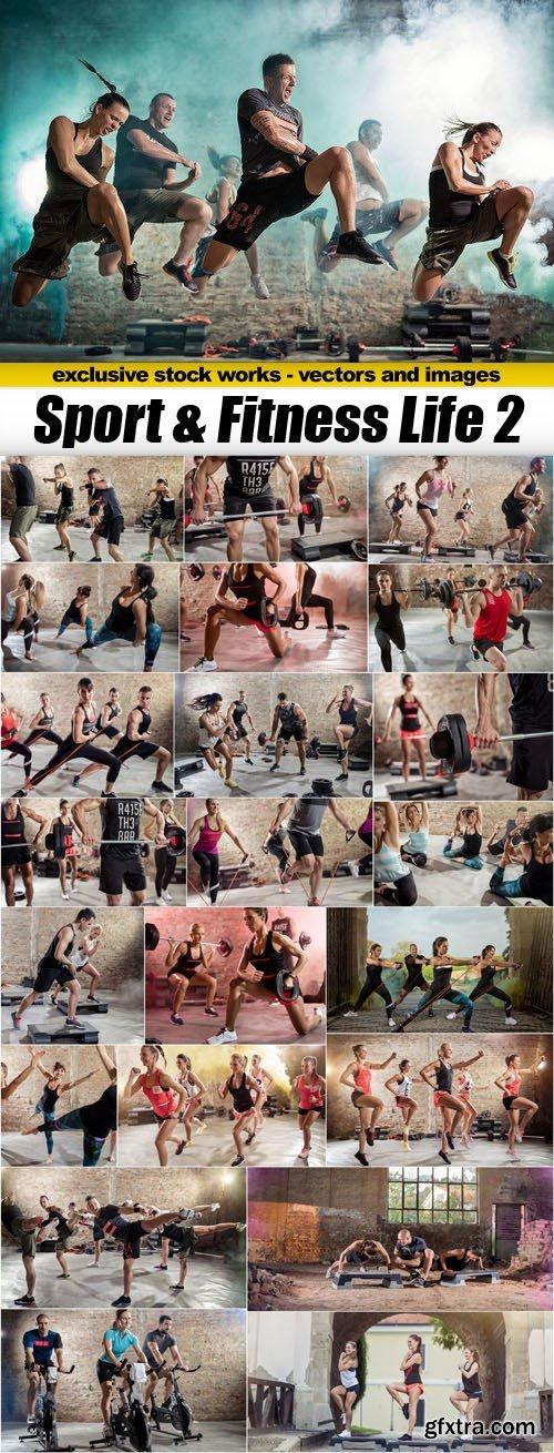 Sport & Fitness Life 2 - 23xUHQ JPEG