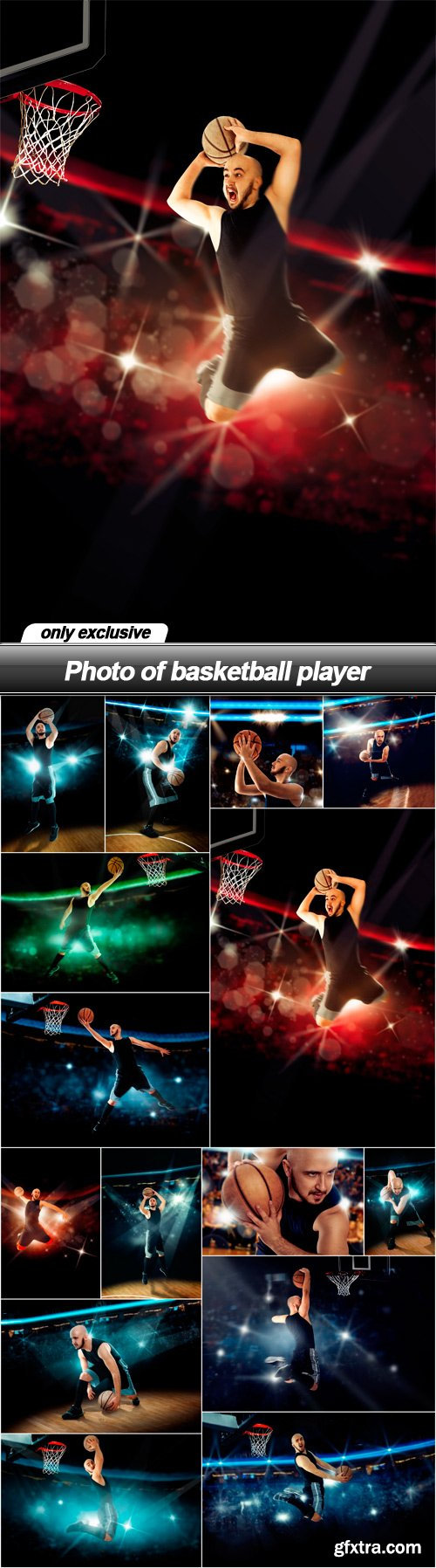 Photo of basketball player - 15 UHQ JPEG
