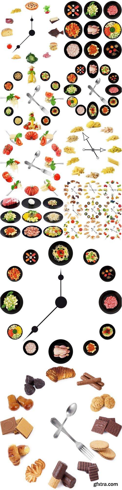 Orologi gastronomici