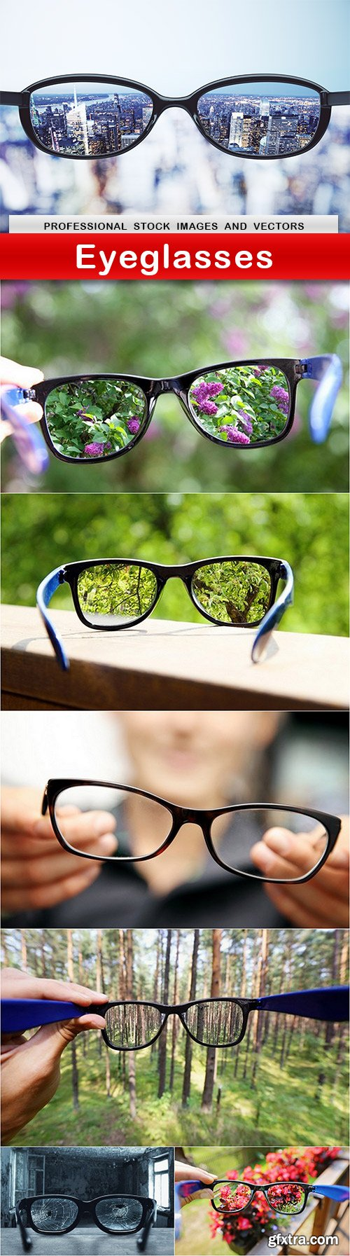 Eyeglasses - 7 UHQ JPEG