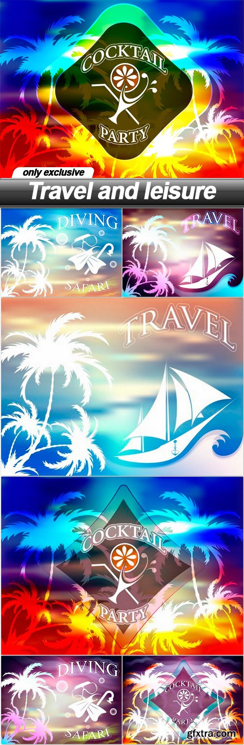 Travel and leisure - 7 EPS
