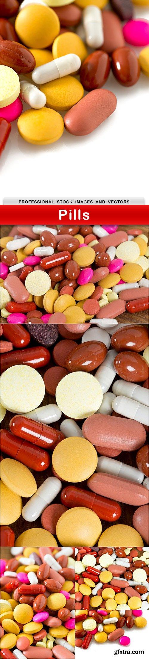 Pills - 6 UHQ JPEG