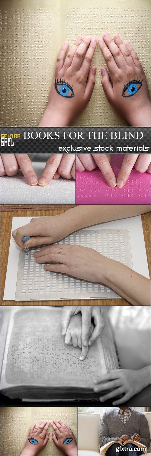 Books for the blind - 6JPRGs
