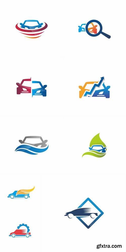 Car Logo Icon Vector