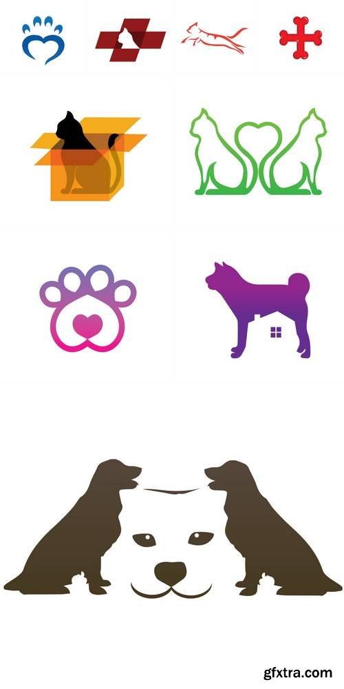 Modern Pet Logo