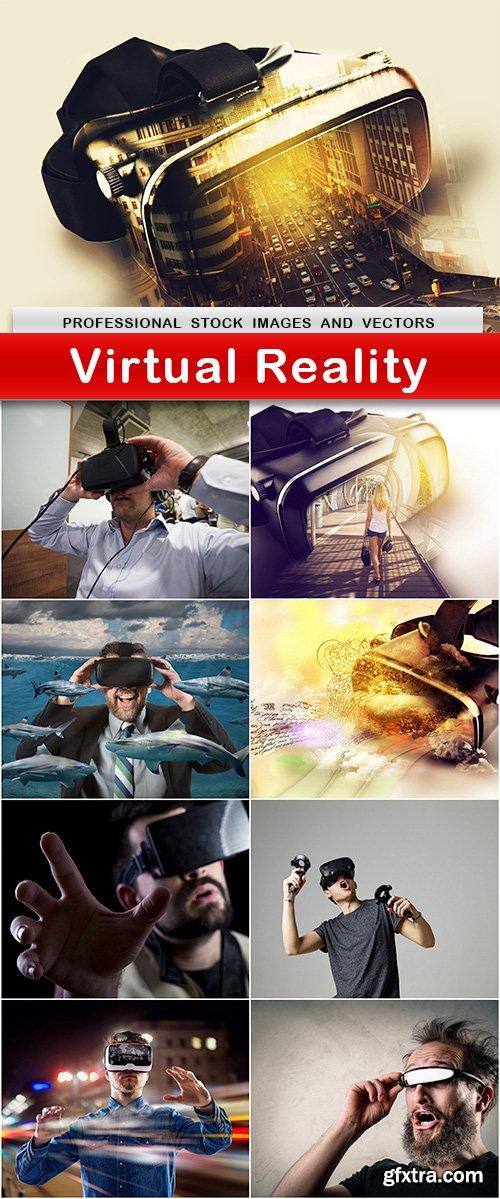Virtual Reality - 9 UHQ JPEG