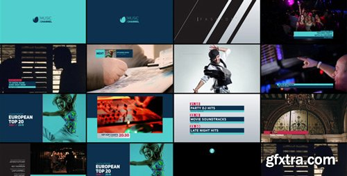 Videohive - TV Channel Rebrand - 16251175