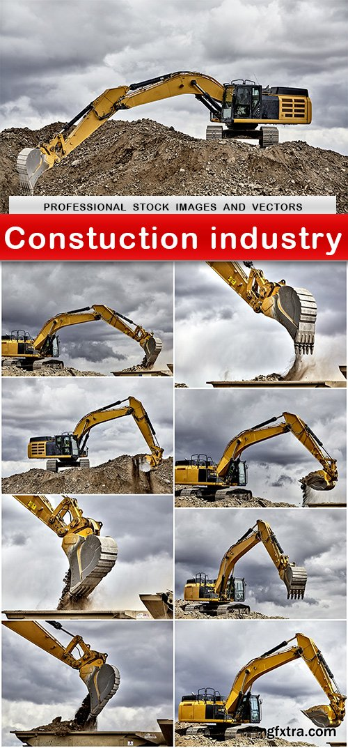 Constuction industry - 9 UHQ JPEG