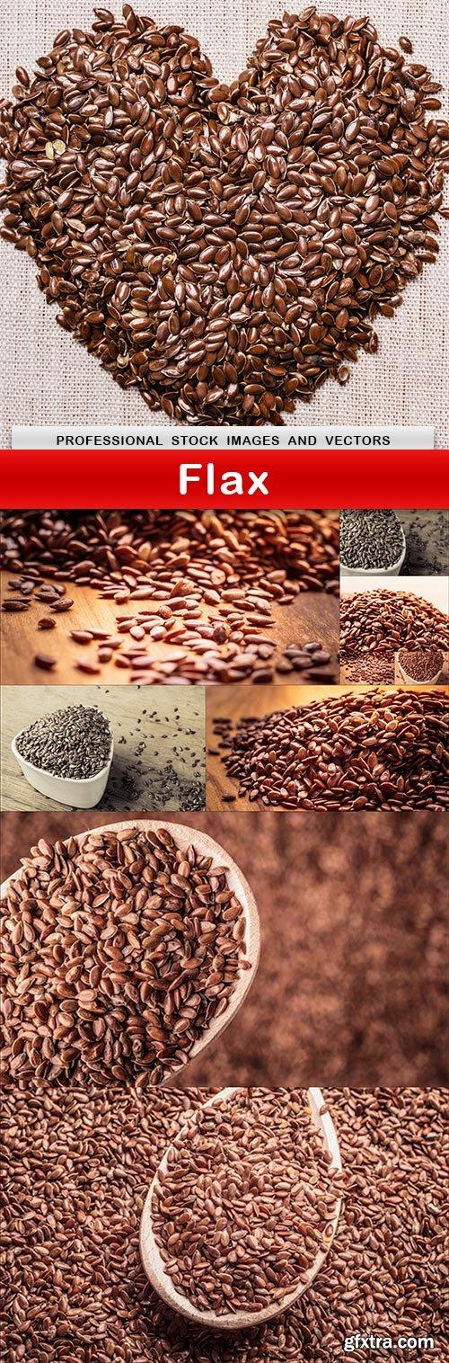 Flax - 10 UHQ JPEG