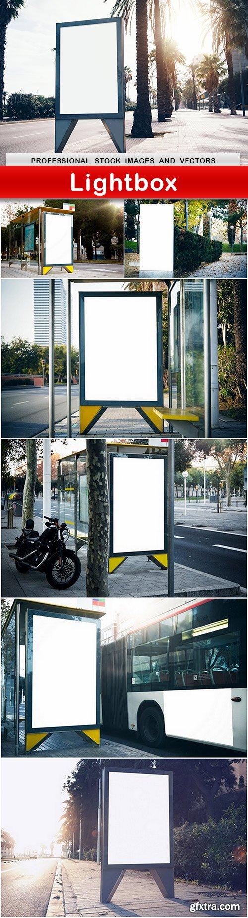 Lightbox - 7 UHQ JPEG