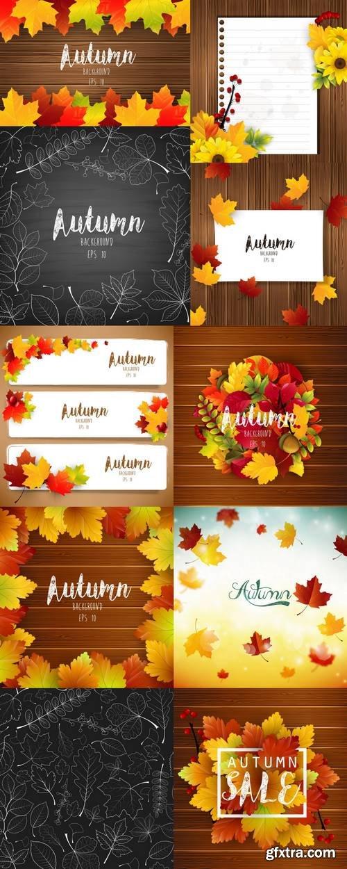 Autumn Backgrounds