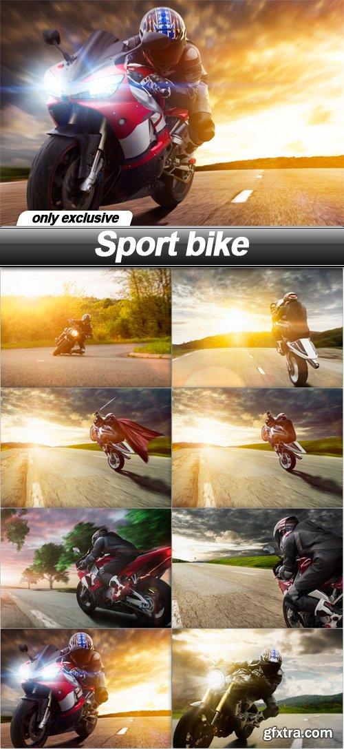 Sport bike - 8 UHQ JPEG