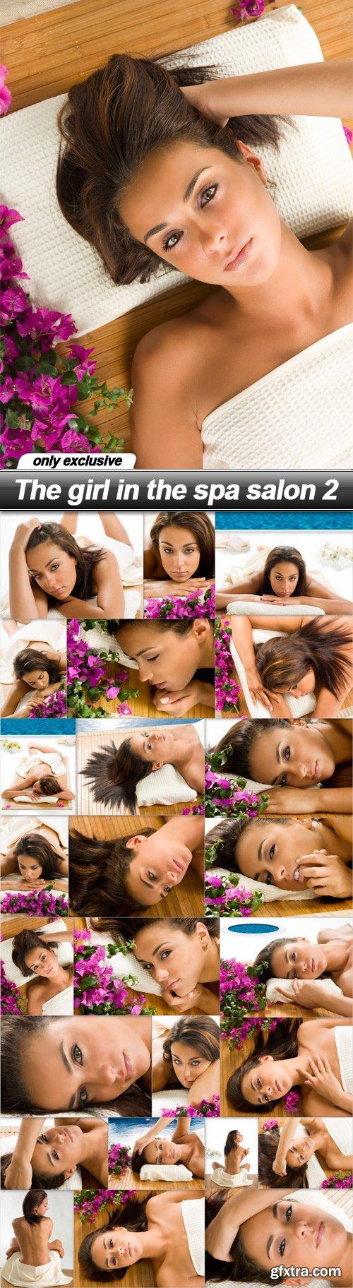 The girl in the spa salon 2 - 25 UHQ JPEG
