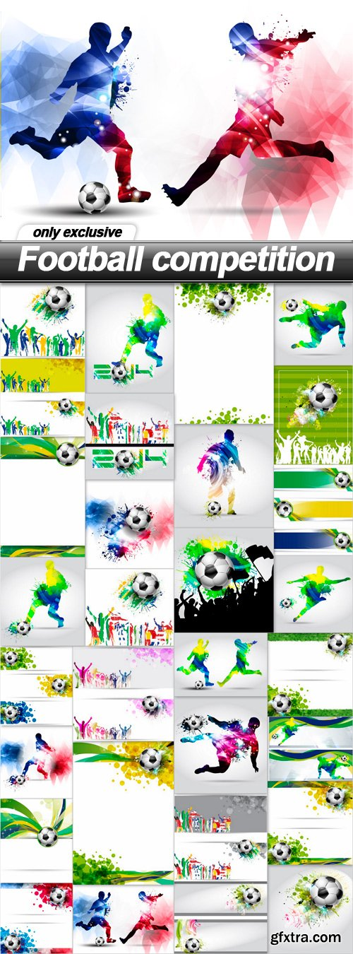 Football competition - 30 EPS
