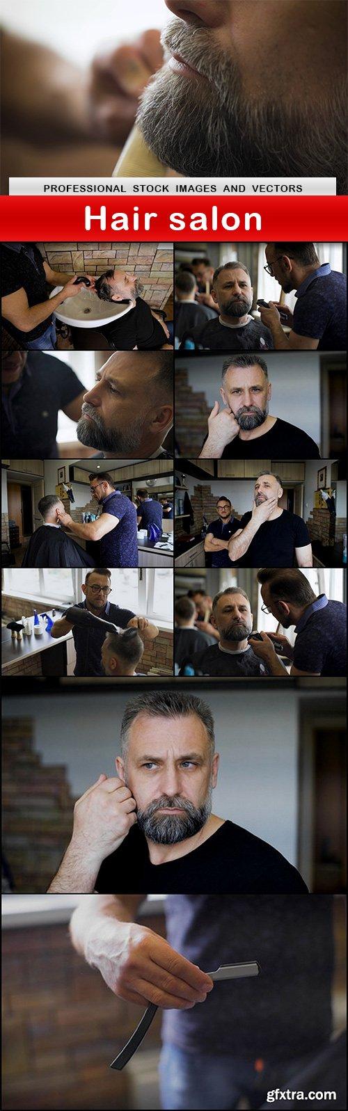 Hair salon - 11 UHQ JPEG